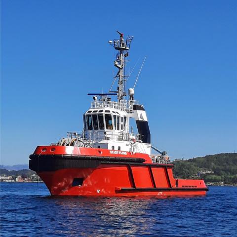 T/B Stadt Florø - slepebåt Stadt Sjøtransport - tugs.no